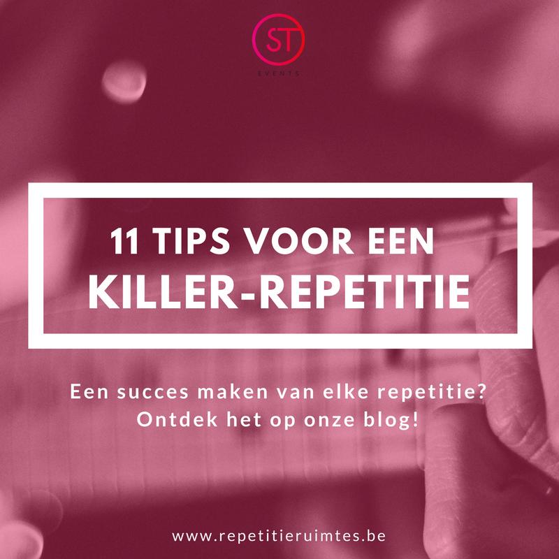 11 tip voor een killer-repetitie