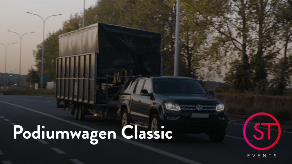 Podiumwagen Classic